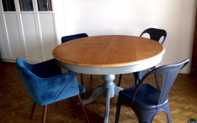 THE INDOMI … TABLE
